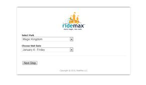 ride max 1