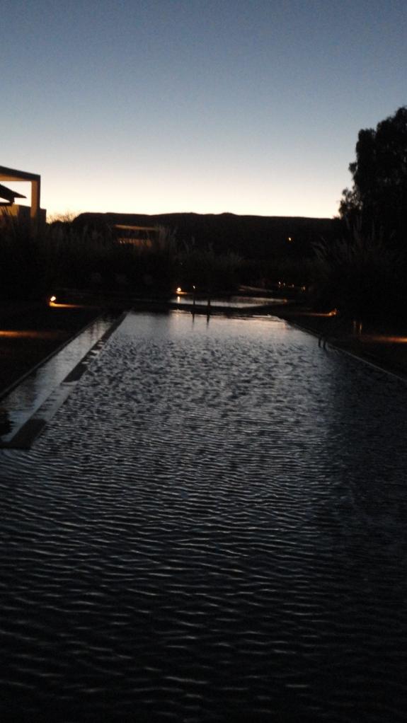 piscina Explora